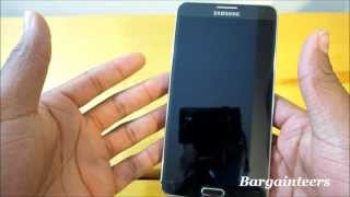 Samsung Galaxy Note 3 Review Part 2 - Bargainteers