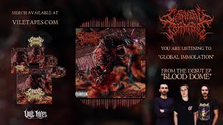 CRANIAL TORMENT - BLOOD DOME [OFFICIAL EP STREAM] (2021) SW EXCLUSIVE