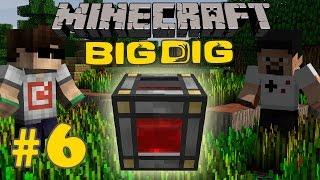 Minecraft: Big Dig #6 - ENERJİ HÜCRESİ!