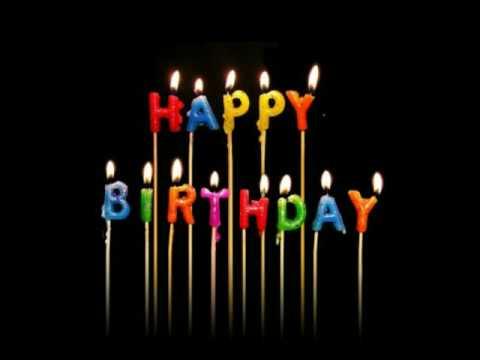 Cumpleaños Feliz - Happy Birthday To You - (Original Version)