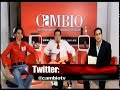 Cambio Tv: Luis Tiffaine y Manolo Herrera debaten Parte 2 de 5 (14 de mayo 2010)