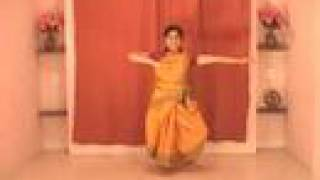 TattiMetti Adavu in Bharatanatyam (Part Three)