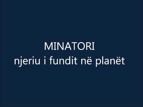 Minatori - Njeriu I Fundit Ne Planet