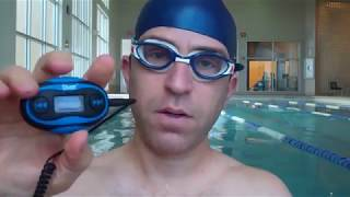 Diver Waterproof MP3 FM Tuner with LCD Display Review
