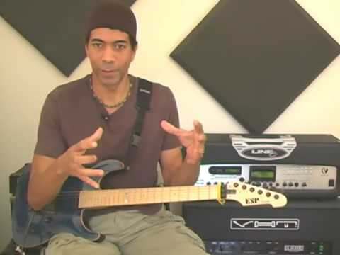 Greg Howe - Lesson