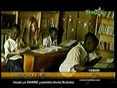 SHARE on Star TV (East Africa) - Habari News