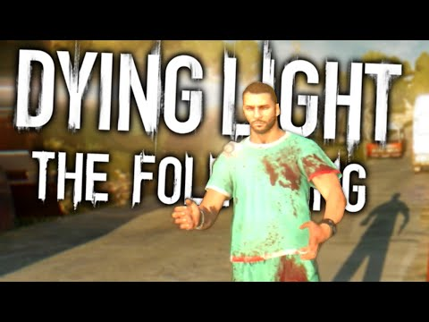 GLITCHBALL: HARRAN'S FAVORITE PASTIME | Dying Light The Following Funny Moments