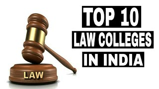 Top 10 Law colleges in india | Best LLB Colleges in India |