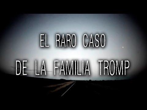Entretenimiento-EL RARO CASO DE LA FAMILIA TROMP