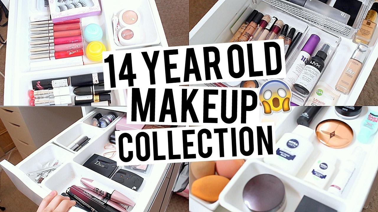 14 year old makeup