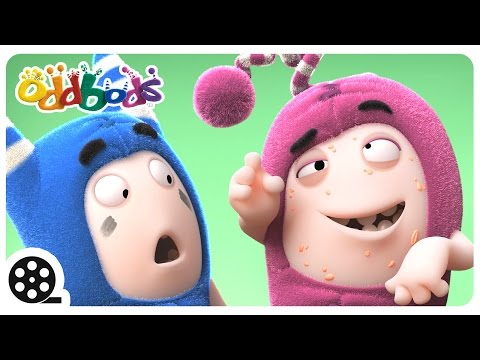 Oddbods | Get Jinxed | Funny Cartoons For Children