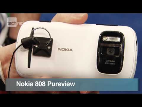 HTC One X, Nokia 808 PureView, LG Optimus 4X HD - 10 Best Phones at MWC 2012