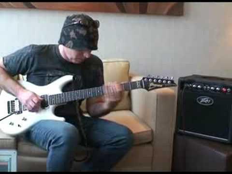 Joe Satriani - Satchs Improvisation