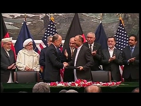 U.S., Afghanistan reach bilateral security agreement
