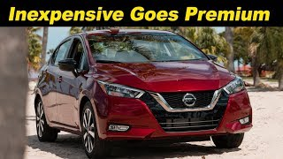 2020 Nissan Versa - First Look