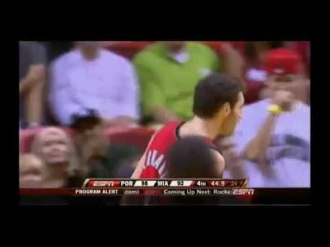 NBA - First Ever Rudy Fernandez mix - A WINNER