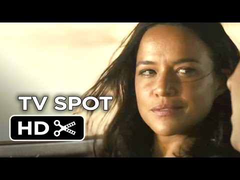 Furious 7 TV SPOT - Fasten Your Seatbelt (2015) - Vin Diesel, Michelle Rodriguez Movie HD