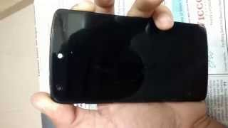 Nexus 5 rebooting at