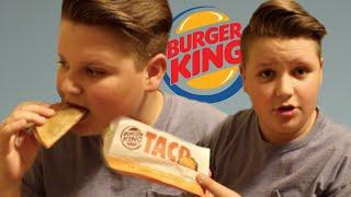 """Taco Bout A Good Deal!"" (Burger King Taco Review)"