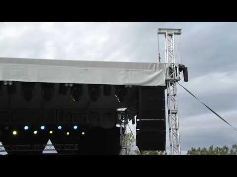 GÓBÉ ZENEKAR koncert 1. csepel daru-domb 2019.09.28 hungarikum napok