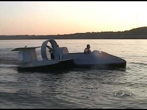 Universal Hovercraft - UH-18SPW Hoverwing™ Flying Ground ...