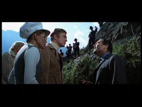 The Italian Job (1969) Theatrical Trailer [High Quality]