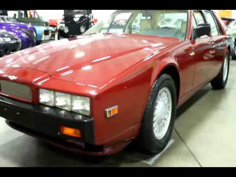 1989 Aston Martin Lagonda
