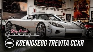 Koenigsegg Trevita CCXR - Jay Leno's Garage