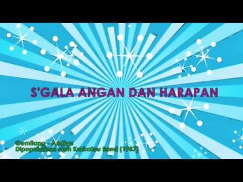 Video Lyrics Gemilang by Andien