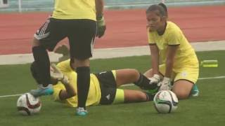 PWNT Training Camp - Second Week