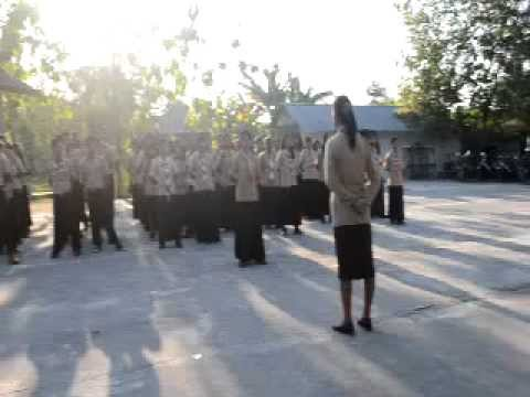 Kegiatan Pramuka SMA Budiluhur 2015