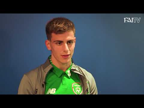 Jayson Molumby Hoping To Make Home Advantage Count | U19 UEFA Qualifying Round