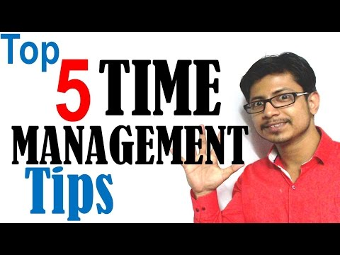 Time management strategies | Time management tips for college students