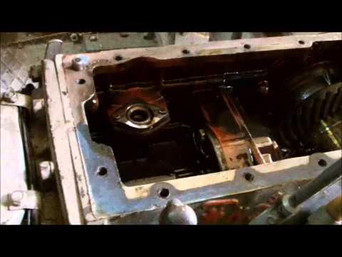 Wymiana pompy hydraulicznej firmy HYLMET