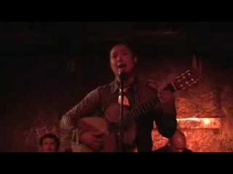 Paco Fernandez Flamenco actuacion Sevilla 2008