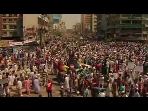 Tens Of Thousands Of Bangladeshi Muslims Call For Execution Of Blasphemers
