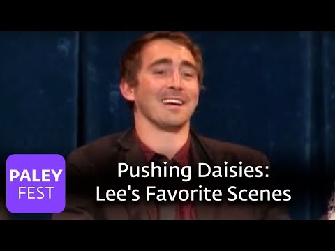 Pushing Daisies - Lee Pace's Favorite Scenes (Paley Center Interview)