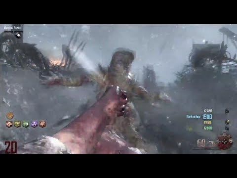 thunder fists black ops 2