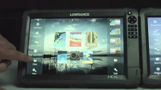 How to Upgrade Your Lowrance HDS Gen3 Software Using a Wifi Connection