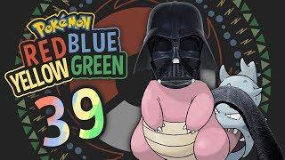 Pokémon Red, Blue, Yellow, and Green [39] - Darth Yader