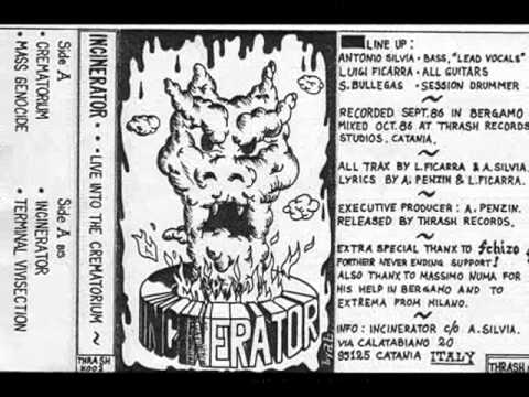 INCINERATOR(Mass Genocide)Live into the crematorium.wmv