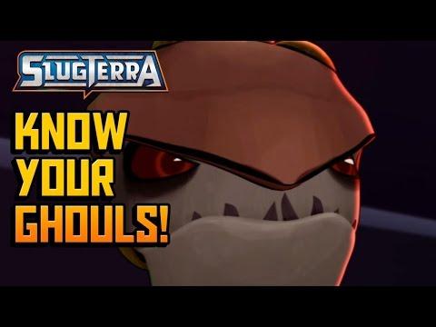 Slugterra Slugisode 7 Know Your Ghouls