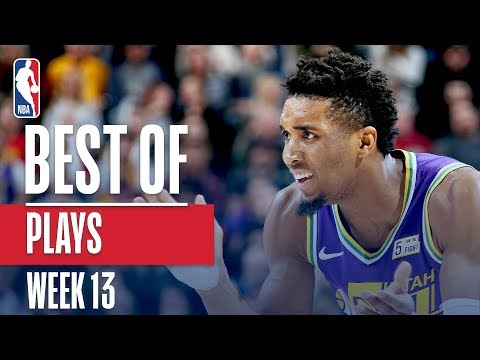NBA's Best Plays | Week 13