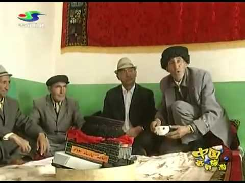 Tajiks Wedding (one of the 56 nationalities in China) 1/2