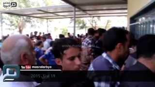 مصر العربية |  طوابير على الجوازات ونزوح جماعي من الرمادي بعد محاصرة داعش