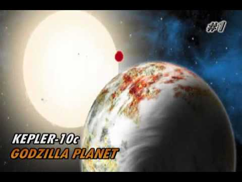 Kepler-10c Godzilla Planet: Nasa discovers 'Mega-Earth' The Planet of Dinosaurs