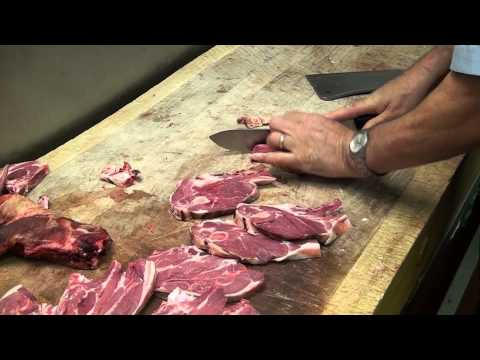 Promotional video for Stewart's Butchers, Enniskillen.