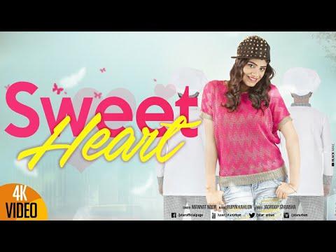 SWEET HEART ★ MANNAT NOOR ★ Full Official Video ★ J STAR Productions ★ thumbnail