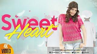 SWEET HEART ★ MANNAT NOOR ★ Full Official Video ★ J STAR Productions ★
