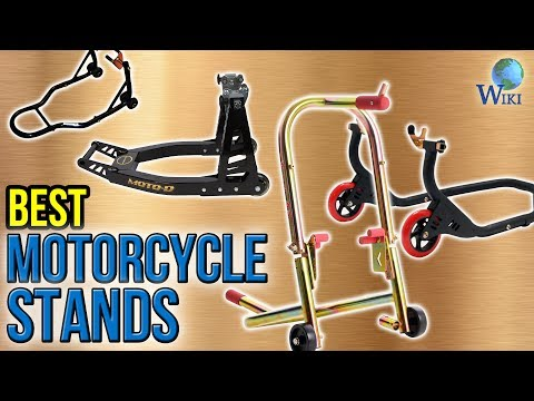 7 Best Motorcycle Stands 2017
